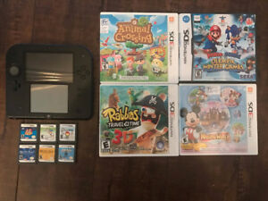 Awesome Nintendo 2DS Package (10 Games)