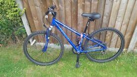 """14"""" Blue Womens Mountain Bike Apollo XC26"""