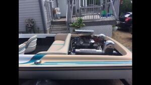 18' Galaxy Jet Boat Excellent Condition