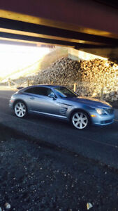 2005 Chrysler Crossfire Price Reduced