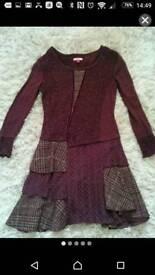 Joe browns jumper dress size 8