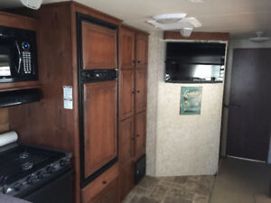 2011 281 FLR OPEN RANGE TRAVEL TRAILER