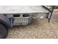 Flatbed trailer 9x5 very strong