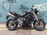 2008 Triumph Street Triple - Great bike with loads of extras!