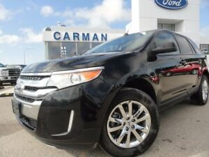 2014 Ford Edge SEL Heated Seats Push Button
