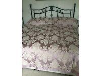 Dorma heather large size bedspread