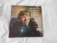 Vinyl LP The Happy World Of Tommy Steele Decca SPA 24