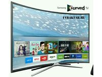 """Samsung 49"""" curved smart wifi like new. comes in box. UE49K6300AK Can deliver local free of cost."""