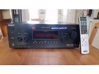 Sony home amplifier STR-DB790 + KEF SPEAKERS
