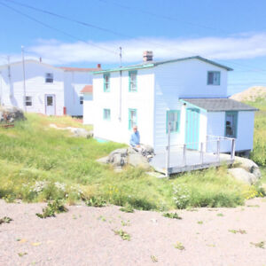 Fogo Island house and land for sale!!!