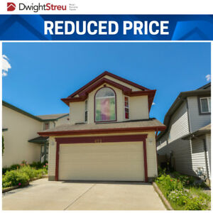 REDUCED PRICE!! Ellerslie Open Concept Home with a Bonus Room
