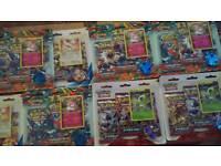 Pokemon cards geniune brand new sealed