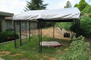 Large New Kennel 10ft by 10ft