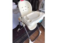 High Feeding Chair