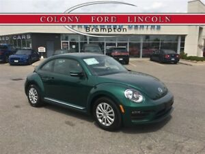 2017 Volkswagen Beetle Coupe JUST ARRIVED...PUNCH BUGGY GREEN!