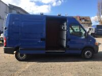 LHD - LEFT HAND DRIVE - 2006 - AIR CON - RENAULT MASTER - HIGH TOP - 2.5 DIESEL