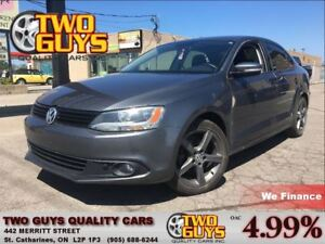 2014 Volkswagen Jetta Trendline+ HEATED SEATS| 5SPD | ALLOYS