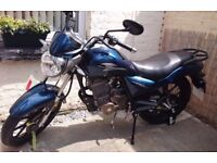 Zontes Mantis Motorbike - 1 Lady Owner from New - VERY LOW MILEAGE