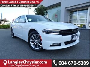 2016 Dodge Charger SXT W/ LEATHER INTERIOR & BACKUP CAMERA