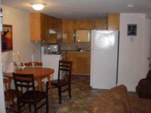 Fully Furnished Down Town Lunenburg Apartment