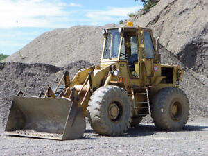 930 CAT WHEEL LOADER