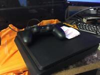 Sony PS4 with receipt from game shop