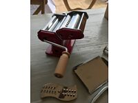 Imperia pasta making machine. Almost new £40
