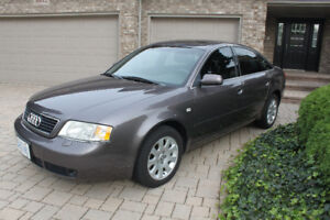 2000 Audi A6 Quattro Sedan - Great Condition !!