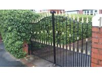 Gate / Fence Painting