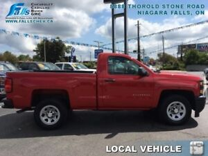 2014 Chevrolet Silverado 1500 WORK TRUCK W/1WT  ONE OWNER, ACCID