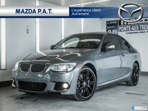 2011 BMW 335i XDRIVE ** M PACKAGE 8 MAGS ET PNEUS**