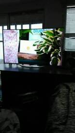 Lg 55 inch oled. Hdr 3d. Curved tv