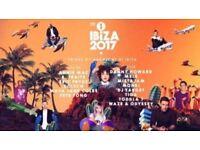 Radio 1 Ibiza Tickets