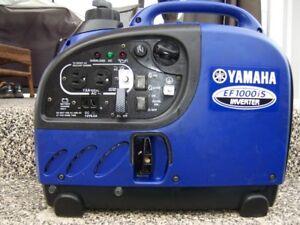 generatrice yamaha 1000 wats