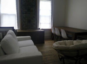 Beautiful 2 bdrm + den available downtown Sept. 1 - dog-friendly