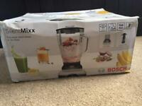 BOSCH SilentMixx 700w Food Processor