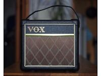 Vox Mini 3 2nd Generation portable modelling guitar amp. Boxed, unused as new.