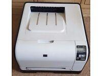 HP CP1525n Network Colour Laserjet Printer (slight fault)