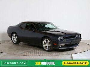 2012 Dodge Challenger SXT Plus AUTO A/C CUIR TOIT MAGS CHROME