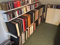 HUGE COLLECTION OF APPROX. 150 CLASSICAL MUSIC RECORD BOX SETS & 166 CLASSICAL VINYL LPS