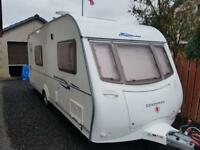 2007,Coachman,highlander,520/4 berth with Powertouch motor mover, Awning Bradcot Portico Plus
