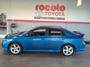 2010 Toyota Corolla XRS