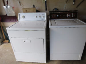 Washer/Dryer in good working condition