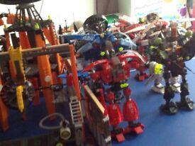 Lots off sets off lego