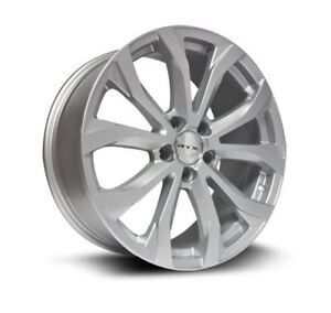 Roues (Mags) RTX Hesse, argent/Silv  17 po. pour l'hiver