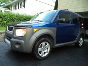 2005 Honda Element EX-P AWD-AUT-Y PACKAGE SUV, Crossover
