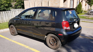 Refurbished 2005 4-door Chevrolet Aveo