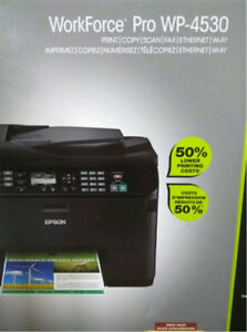 EPSON Workforce WP-4530 Inkjet Printer