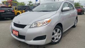 2010 Toyota Matrix XR|CRUISE|NO ACCIDENT|AUTOMATIC|