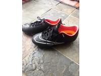 Nike moulded football boots